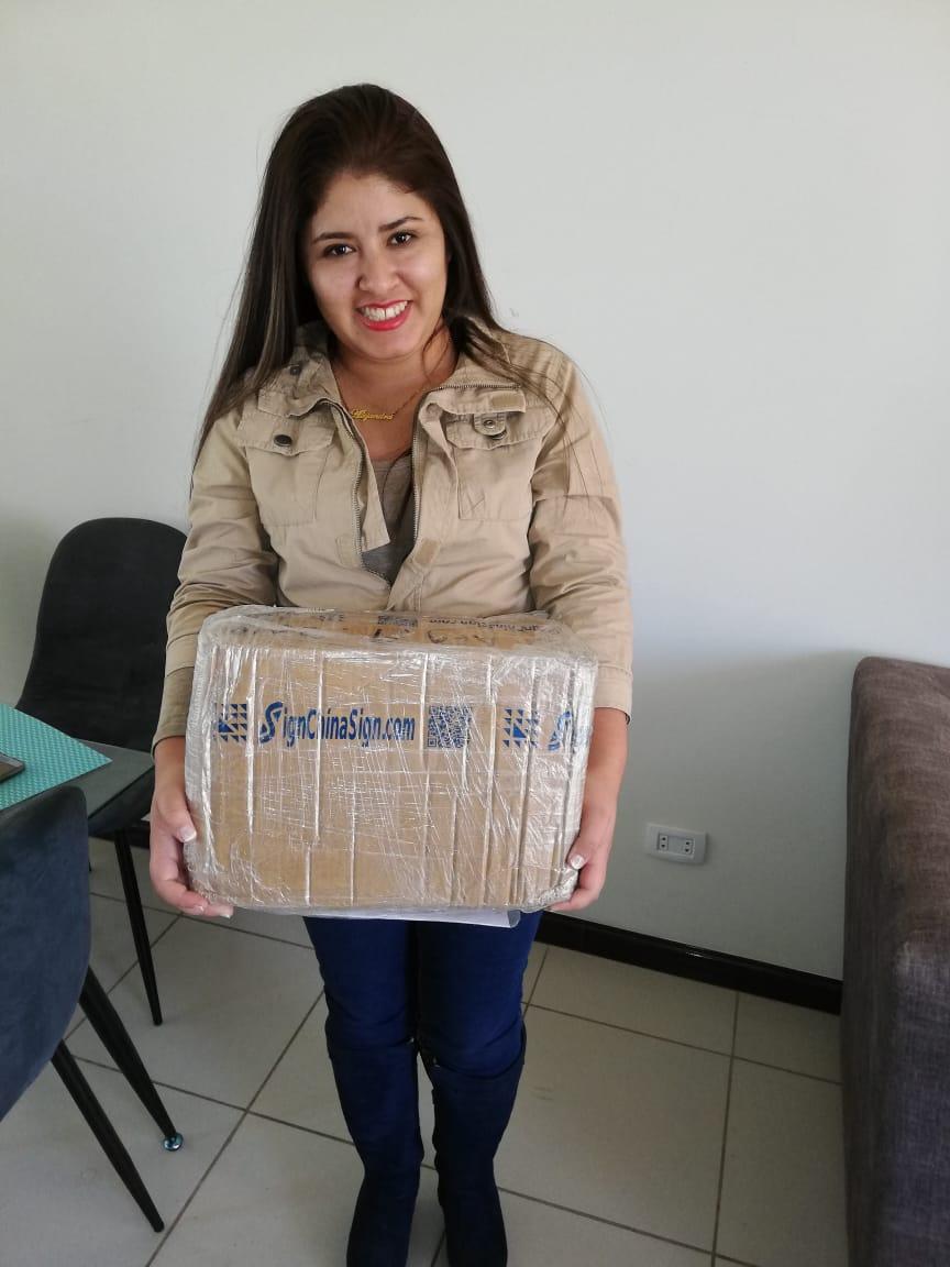 Bolivia-Maria Alejandra-Cabezal DX5