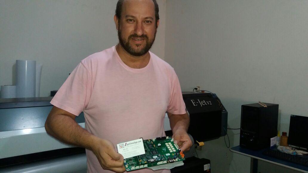 Brasil-Sr.Mauro da Silva-Repuestos