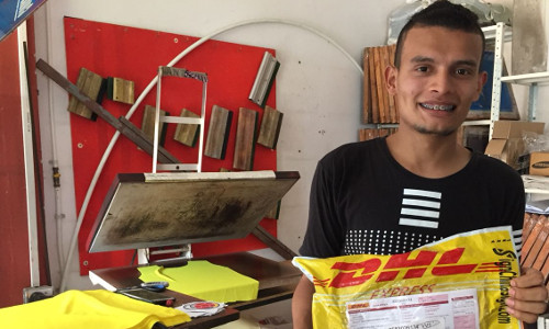 Colombia-Jhon-Spares Parts