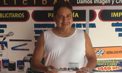 Ecuador-Alfonso Flores-Spares Parts