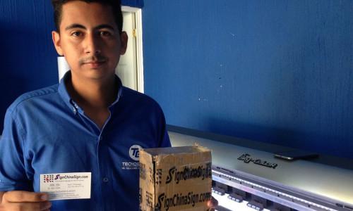 Guatemala-Sr.Nelson-Spares Parts