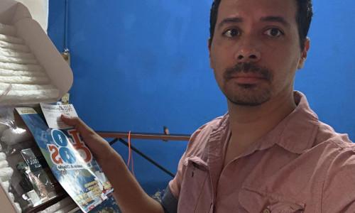 Mexico-SR.Jose Jorge Gonzalez comprio Repuestos de Plotters