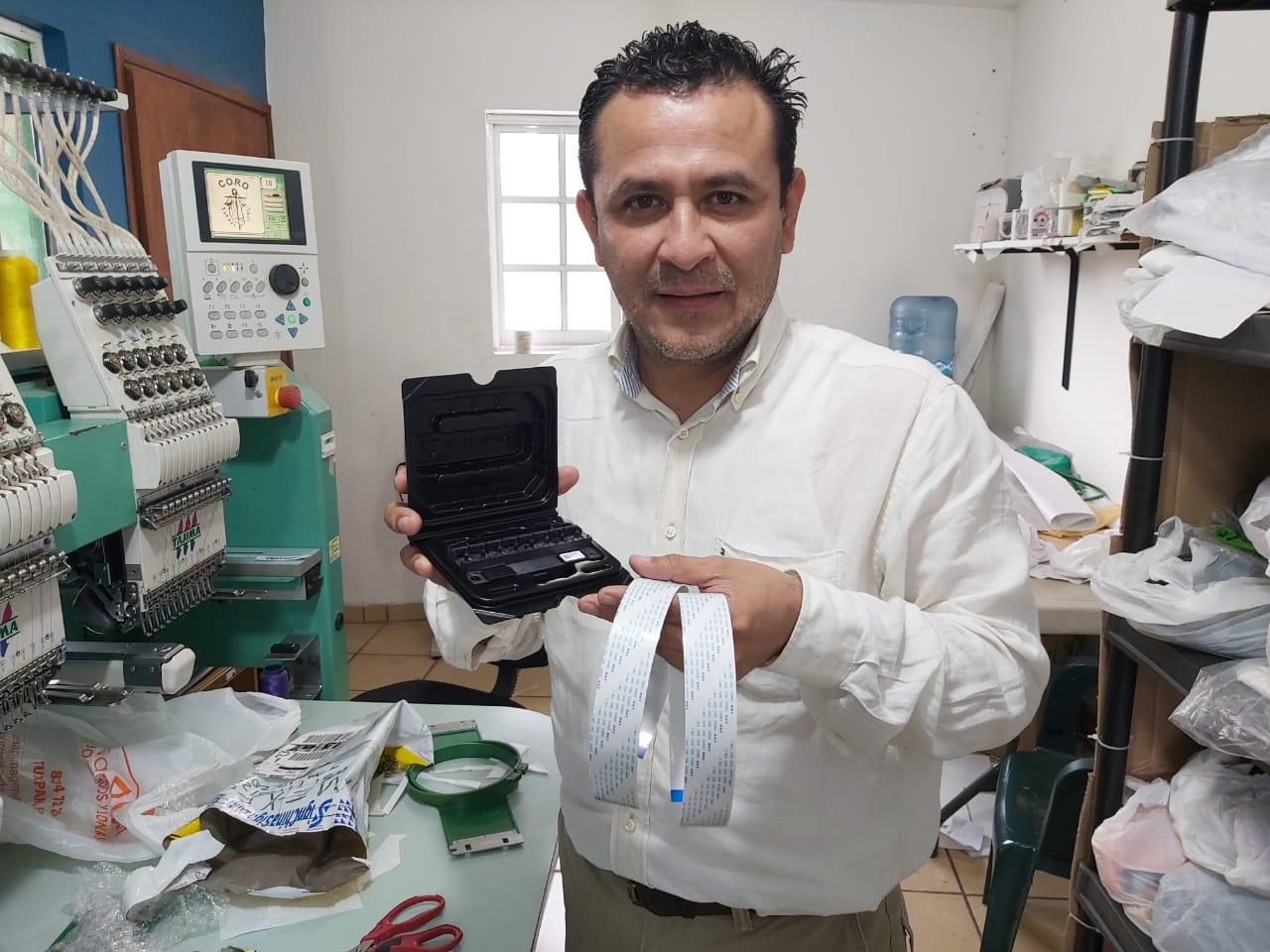 Mexico-Sr.Jose Ramon-Repuestos de Plotters