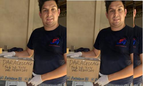 Paraguay-Nelson Santacruz - Repuestos