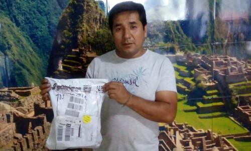 Peru-Sr.Oscar-Spares Parts
