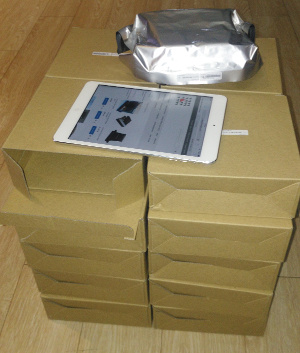 packaging of seiko spt510