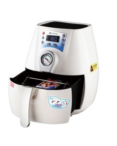 3D mini sublimation vacuum heat press ST1520-C1-W-230V