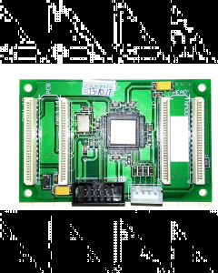 Decryption card for Epson DX5 locked Printhead