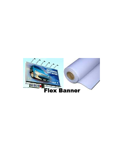 Flex banner  from 220gsm to 550gsm fronlit or backlit
