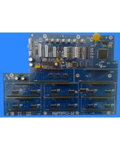 Printheads Boards for Seiko spt1020 6 Heads for Infiniti Printers Version:V1.1-12