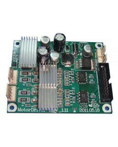 Motor driver board of  ALLWIN  E-160 / E-180  eco solvente for  Epson DX5 heads