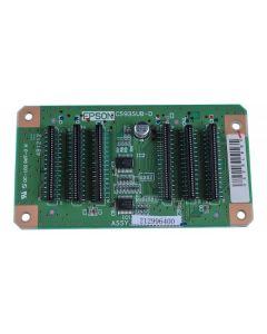tarjeta Epson Stylus Pro 4880 Junction Board(C593-SUB-D Board)