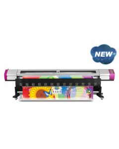 Galaxy eco solvent printer UD-3212LD 3.2meter with 2 DX5 Printheads