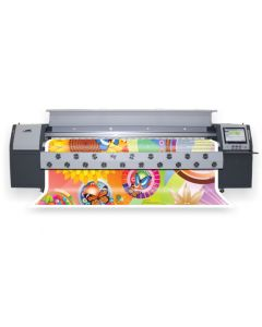 Phaeton Solvent Inkjet Printer UD-3278K with 8 pieces Seiko spt510 50PL Printheads