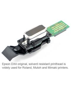 Cabezal Epson DX4 eco solvente