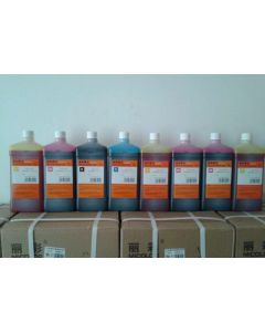 Tinta base agua de Micolor para cabezales Epson DX5 DX7 etc