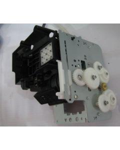 Estacion de servicio para Impresora de Zhongye maquina con una cabezal Epson DX5 DX7