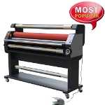 Economic full-auto laminator BU-1600E Warm