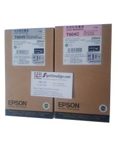 Original Catridge epson stylus pro 7800/9800 etc from Epson Official distribution Channel