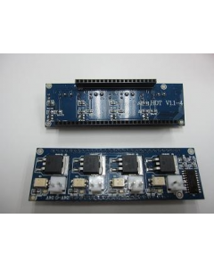 Heating Boards  Version -V1.1-4 for Infiniti Seiko Heads boards