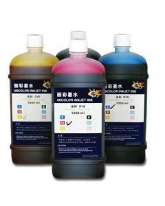 Micolor Eco Solvent ink for Printheads Epson DX5 DX7 etc