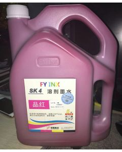 Infiniti Challenger Solvent Ink SK4 For Seiko Printheads