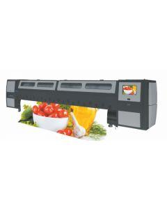 Zhongye Solvent Printer 5meter with 8 Polaris 512 35PL Printheads