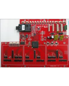 Placa Das Cabeças De Impressão Seiko SPT508 Rev1.06.03 para Challenger / Infiniti FY-3286T / FY-3286J
