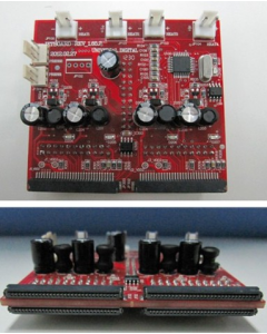 Printhead Transfer Board Rev_1.65.2  for Challenger / Infiniti FY-3286T Printer