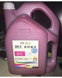 Tinta Solvente Infiniti Challenger SK4 Para Cabeças Seiko spt510 spt1020 spt255 de 35pl etc