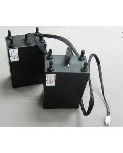 Tanque intermediário de Tinta UV para impressora da UV(preto e opaco)