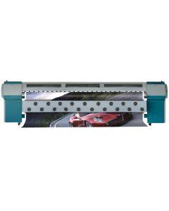 Impresora Solvente Infiniti FY-3278N 3.2metros con 8 cabezales Seiko spt510 50PL