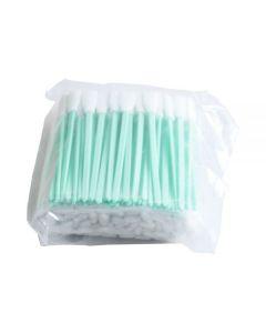 Hisopos espuma de limpieza para cabezales epson seiko spectra xaar konica toshiba 100 piezas un juego