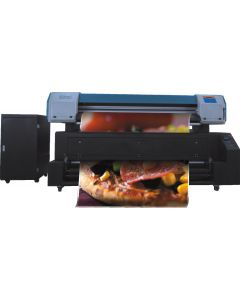 sublimadora Zhongye Direct Sublimations Textil Inkjet Printer 1.8meter with 2 EPSON dx5 Printheads