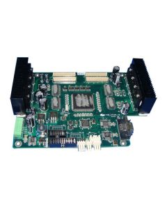 Tarjeta de Cabezales de ALLWIN modelo EP-320  plotter eco solvente de Epson DX5