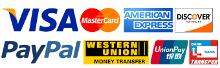 Elige forma de pagamento