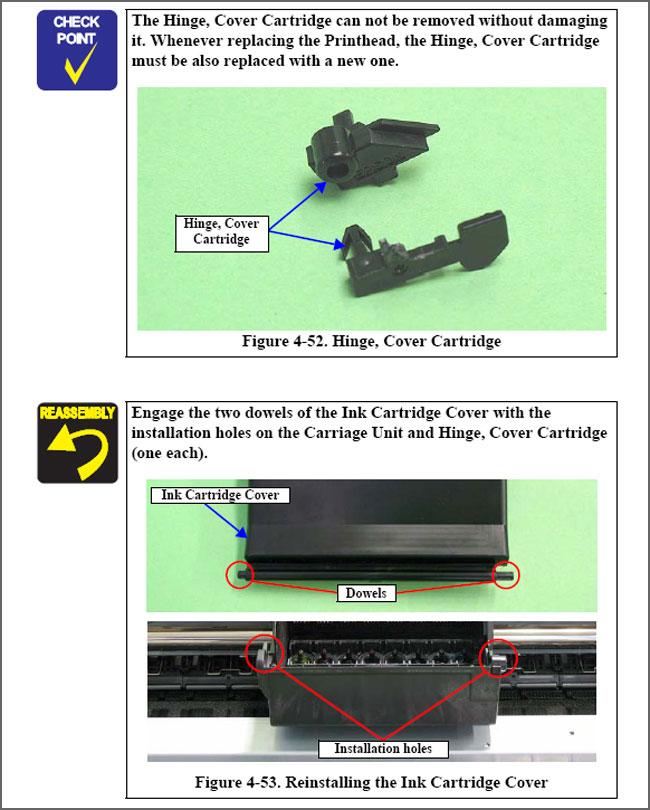 Como instalar Tapa Adaptador colector para Cabezales Epson Dx5