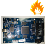 Infiniti/Challenger FY-3208H/FY-3208G/FY-3208R USB Mainboard 8 Heads Version:HQ1.0